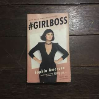 Girl Boss by Sophia Amoruso