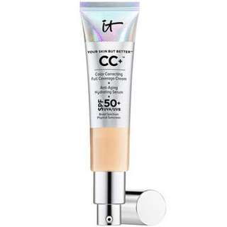 IT Cosmetics Your Skin But Better CC Cream SPF 50