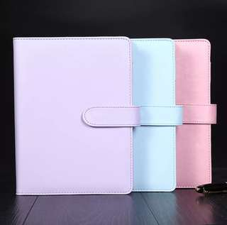 Planner Note Book