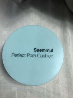 Perfect pore cushion