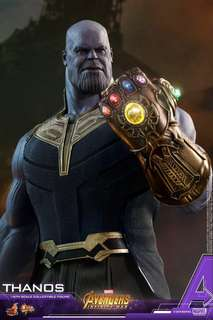 PO closed. Hot Toys Avengers Infinity War Thanos 1/6 scale