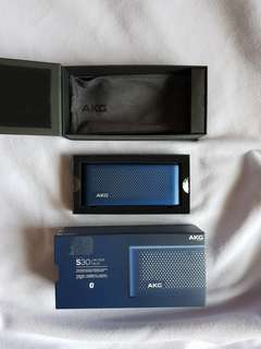 AKG BLUETOOTH SPEAKER BRAND NEW