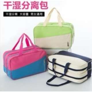 Swimming Bag/Sport Gear/Gym Bag/Yoga Bag/Multipurpose Bag/Picnic Bag