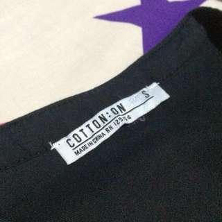Black Jumpsuit (Cotton On)