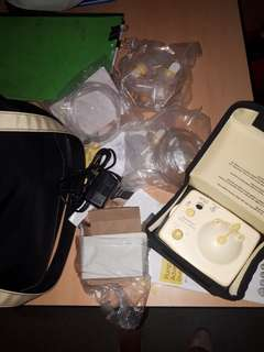 medela electric breastpump