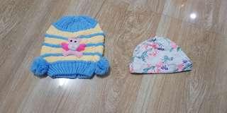 Baby bonnet for girls