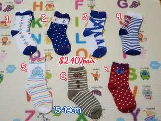 Girl JAPAN NISSEN Socks