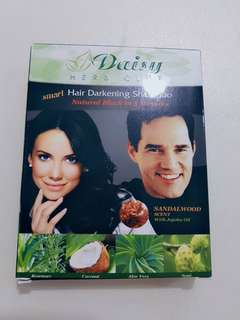 Smart Hair Darkening Shampoo (5 min)