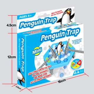 Penguin Trap Toy for Baby