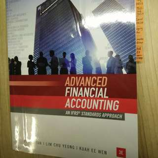 Advanced Financial Accounting-price negotiable