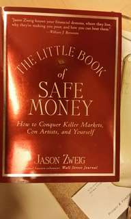 The Little Book of Safe Money by Jason Zweig