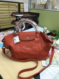 Longchamp Bag (羊皮)(95% new)