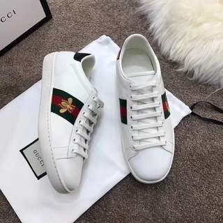 Gucci ACE Embroidered Sneaker Bee