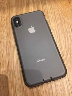 iPhone X Silicone Casing