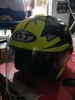 Helmet KYT Venom Espargaro 2017
