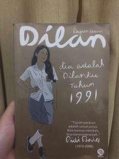 Novel Dilan 2