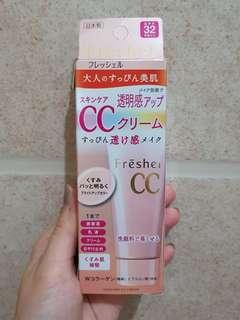 Cc cream freshel by kanebo New