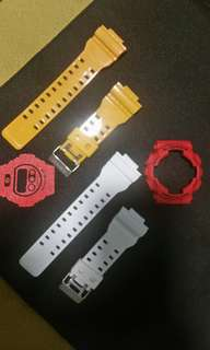 G Shock Replacement Band