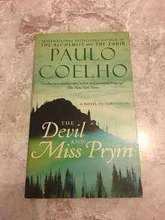 Paulo Coelho - the devil and miss prym