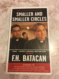 F.h batacan - smaller and smaller circles