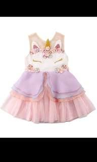 Pre Order Unicorn Dress for your princess