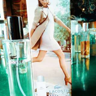 LACOSTE PERFUME FOR WOMEN