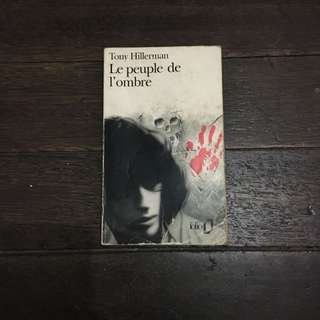 French book - Le Peuple de l'ombre