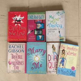 CHICK LIT BOOKS ON SALE