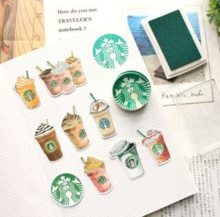 Replica Starbucks Set
