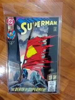DC - Superman #75
