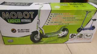 Brand New E scooter with seat Mobot Uber S300II