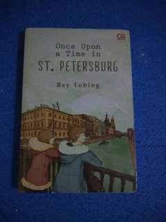 Once upon a time in ST Petersburg by Bey Tobing