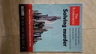 The Economist: solving murder