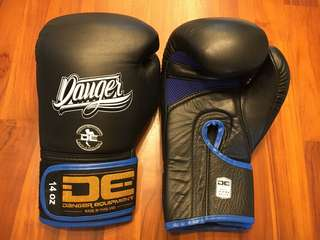 DE Muay Thai Gloves