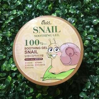 Ekel Snail Soothing Gel