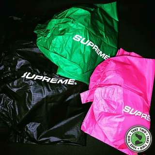 SUPREME NYLON DITTY BAG(SET FOR 3)