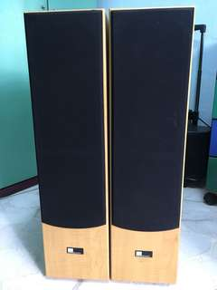 PURE acoustics floor standing speaker