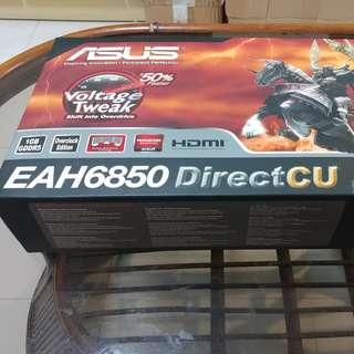 ASUS HD6850 (Faulty)