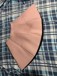 Pull and Bear Skirt Pink