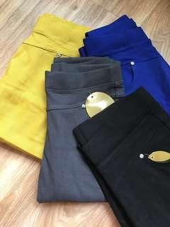 [In stock] Basic ladies pants/jeans
