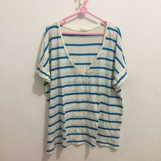 Forever 21 stripe top