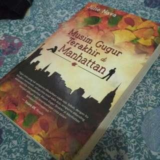 novel musim gugur terakhir di manhattan #horegajian