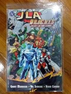 DC/ IMAGE - JLA WILDC.A.T.S