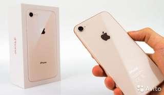 Kredit Iphone 8 Gold 64Gb New