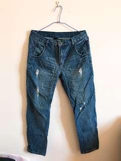🚚 刷破個性男朋友褲