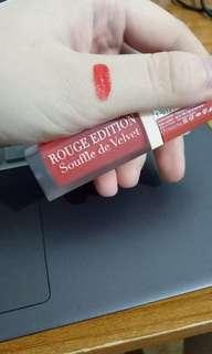 Bourjois lipstick matte