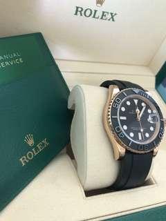 Rolex yachtmaster 116655
