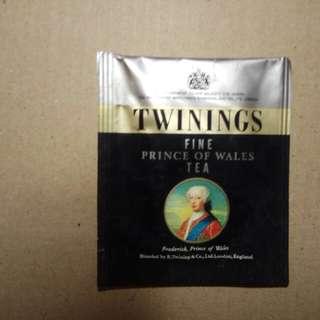 威爾斯王子紅茶包
