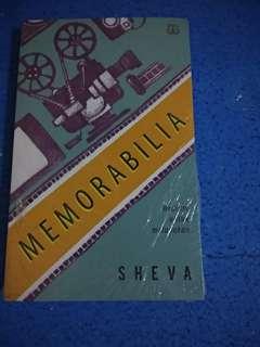 Novel Memorabilia by Sheva