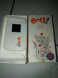 Bolt 4g mobile wifi